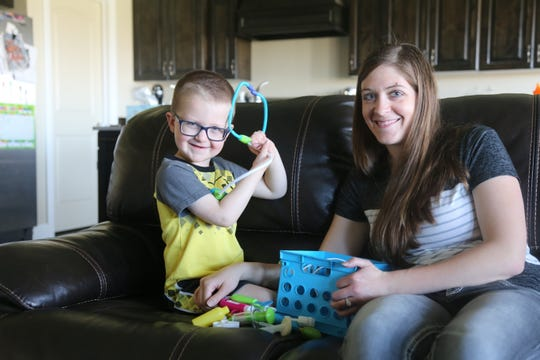 Maggie Alberts said she was amazed to hear Make-A-Wish Utah and Snow Canyon High School had partnered up to make Conner's wish of visiting Walt Disney World come true.