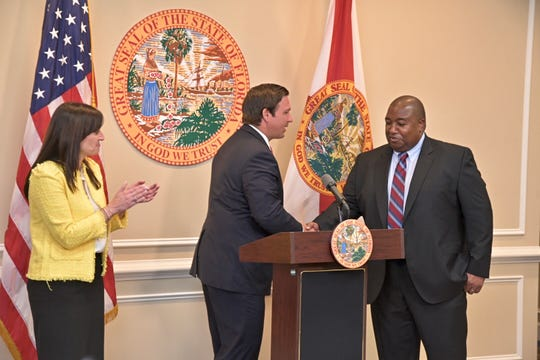 Gov. Ron DeSantis appointed Stephen Everette to a Leon County Circuit judge's seat left vacant by Judge Karen Gievers on Tuesday.