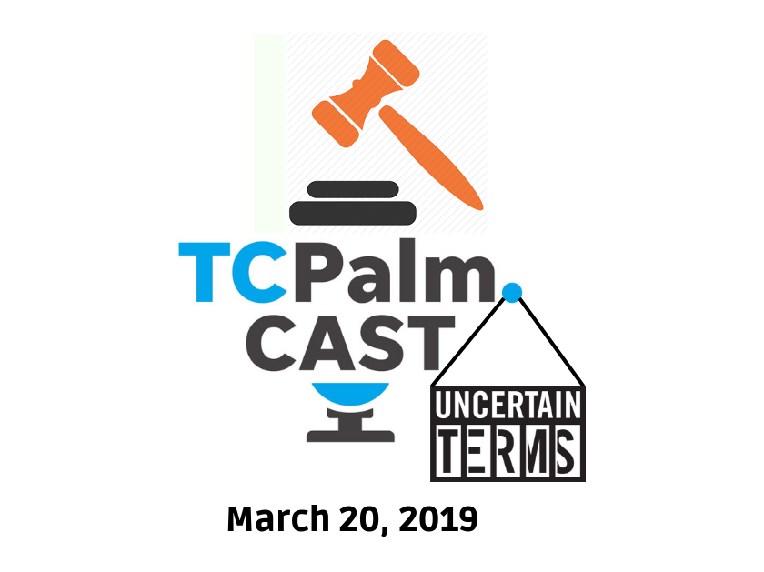 TCPalmCAST | March 20: Spa prostitution update and a juvenile killer's sentencing do-over