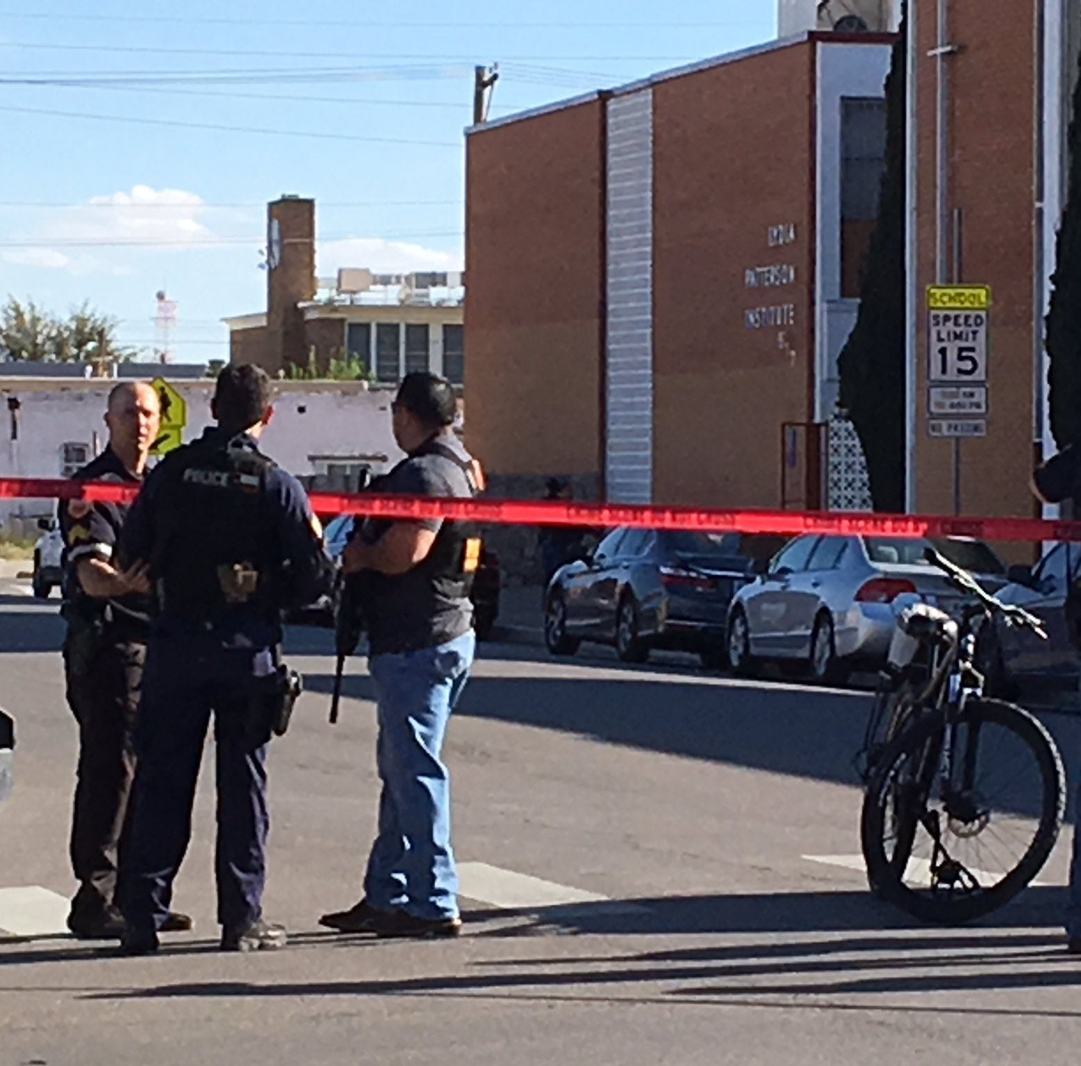 1 hurt in shooting in El Paso near Mexican Consulate that leads to arrest, school lockdown