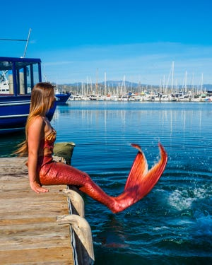 Ventura Harbor Village pays homage to the magic of merfolk during its Mermaid Month celebration with mermaid meet-and-greets 1-4 p.m., March 9, 23 and 30.