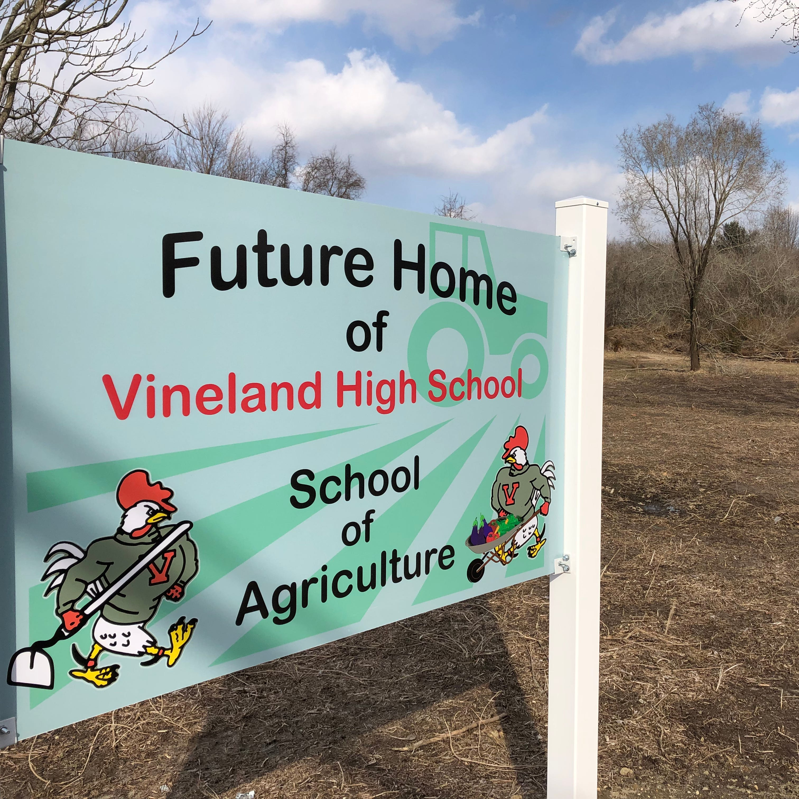 New agricultural program takes root at VHS thanks to land donation and community input
