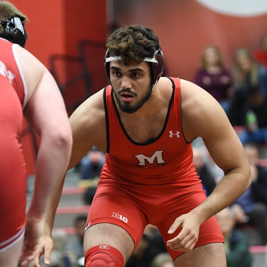 Wrestling: In the face of tragedy, Youssif Hemida prepares for final NCAA tournament