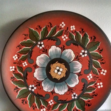 Art of rosemaling is alive and well in Wisconsin