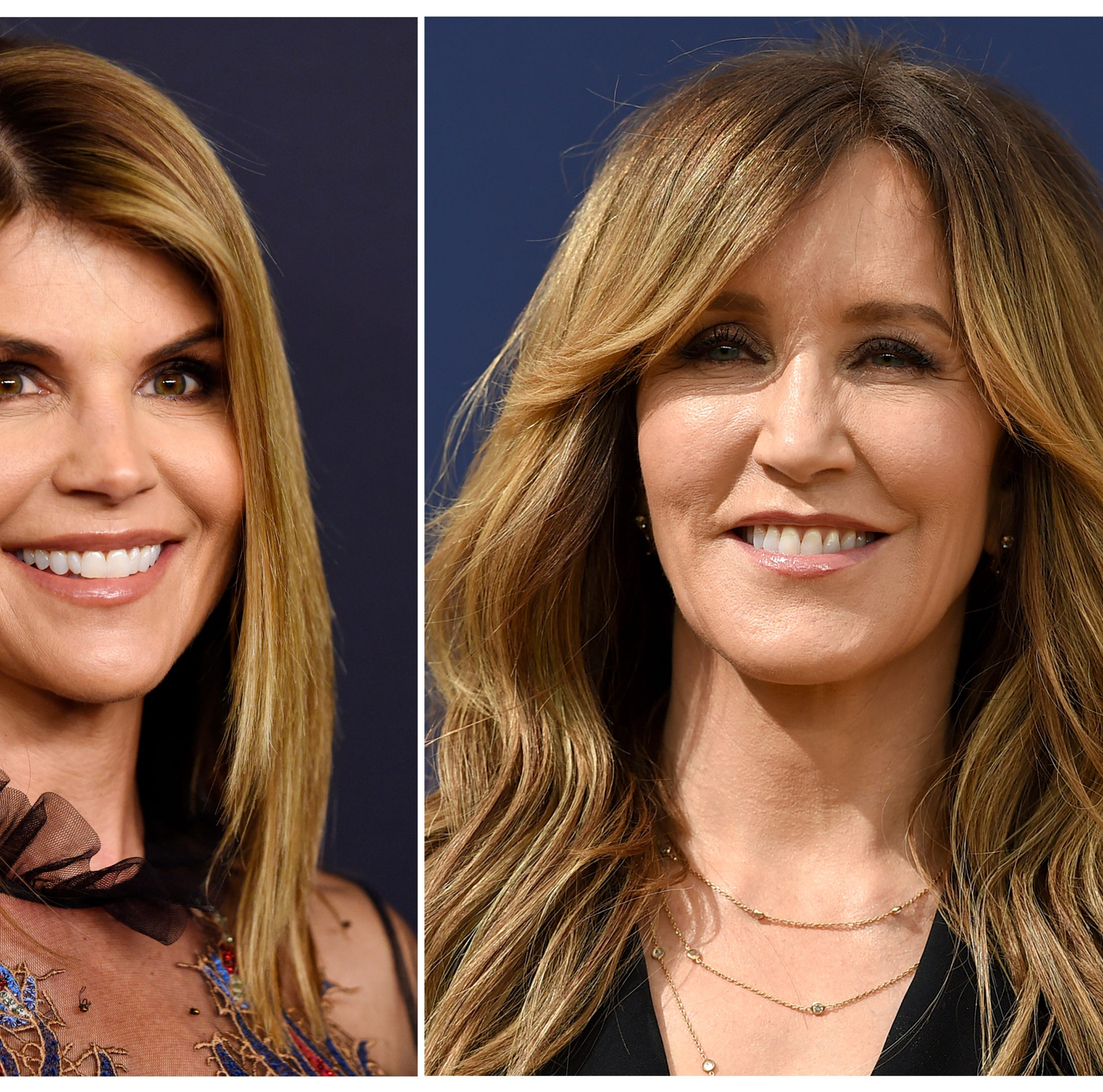 Give them a break: Lori Loughlin, Felicity Huffman deserve less anger in admission scandal