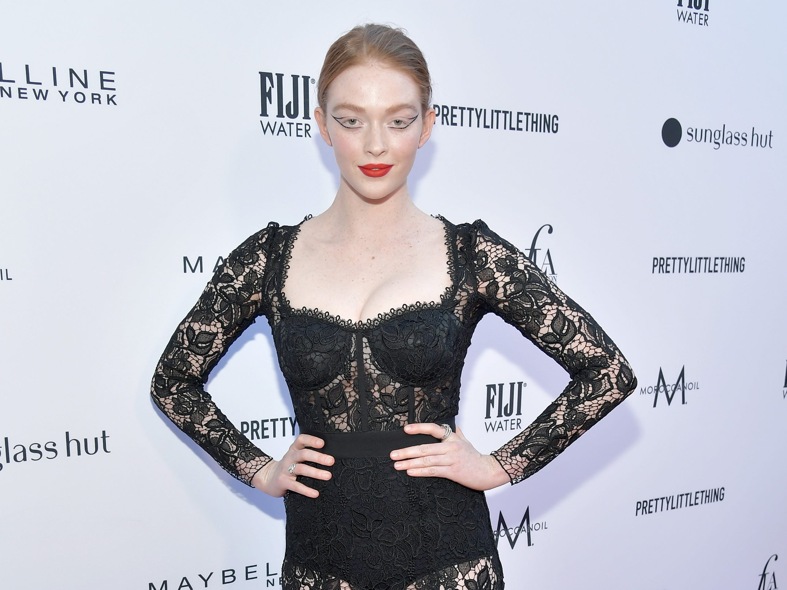 LOS ANGELES, CA - MARCH 17:  Larsen Thompson attends The Daily Front Row Fashion LA Awards 2019 on March 17, 2019 in Los Angeles, California.  (Photo by Neilson Barnard/Getty Images for Daily Front Row) ORG XMIT: 775308010 ORIG FILE ID: 1131295262