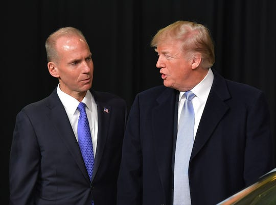 Boeing CEO Dennis Muilenburg says a new software update and pilot training revisions in the works. The 737 Max 8 has been grounded by multiple countries, including the U.S.