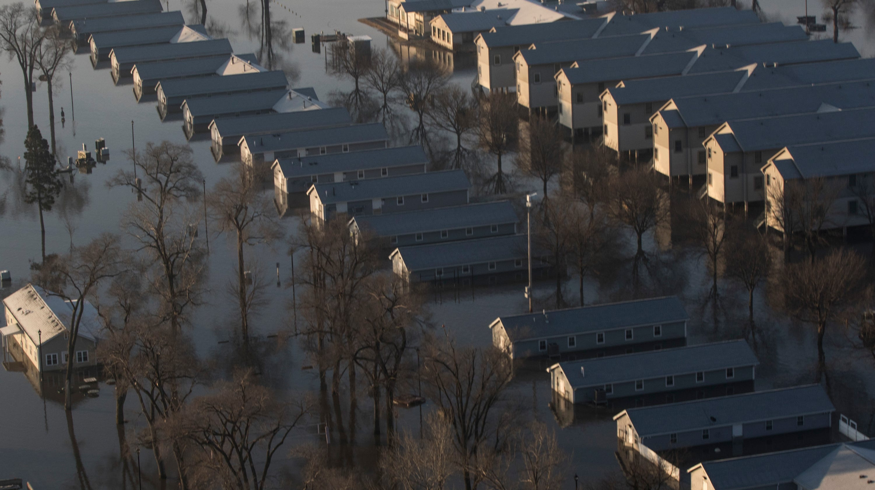 Nebraska underwater: 74 cities, 65 counties declare emergencies as flooding envelops state