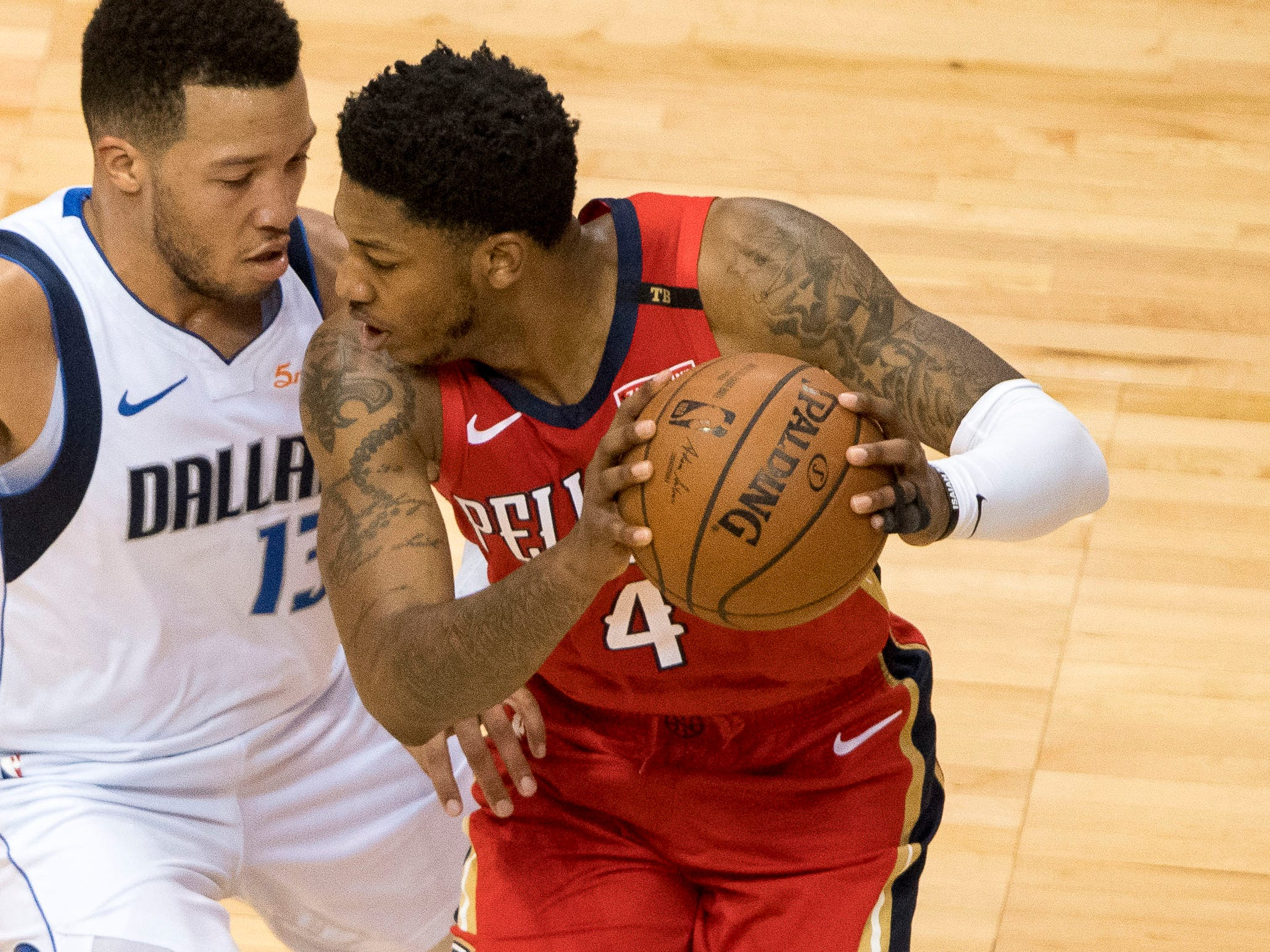 104. Elfrid Payton, Pelicans (March 18): 19 points, 11 assists, 10 rebounds in 129-125 win over Mavericks (sixth of season).
