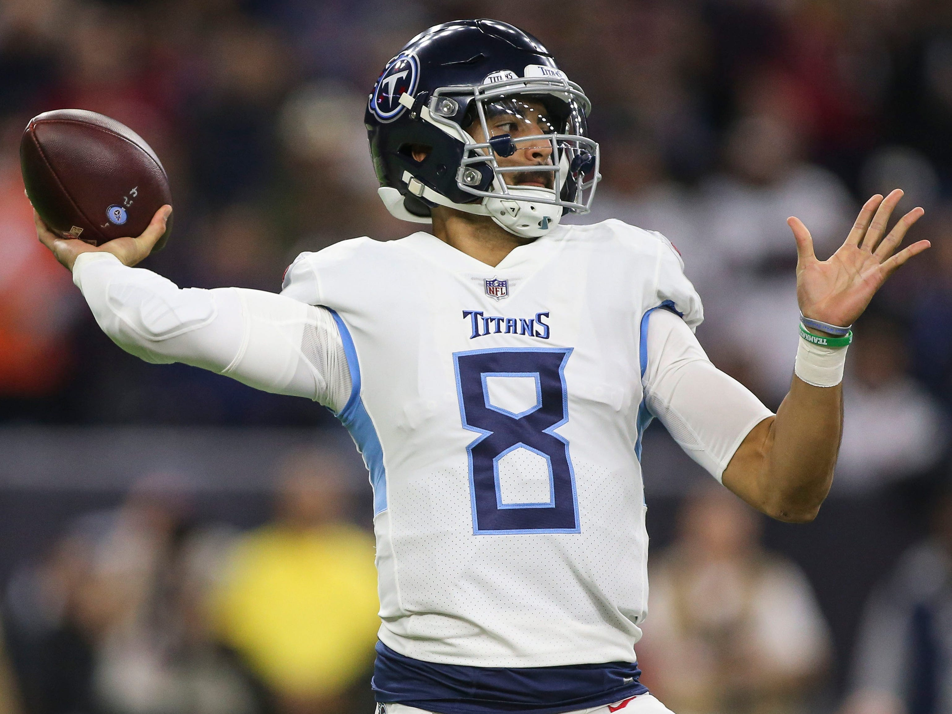 21. Titans (20): Marcus Mariota will now try to meld with his fourth offensive coordinator in five years. Fun. However they might surprise if new pieces jell.