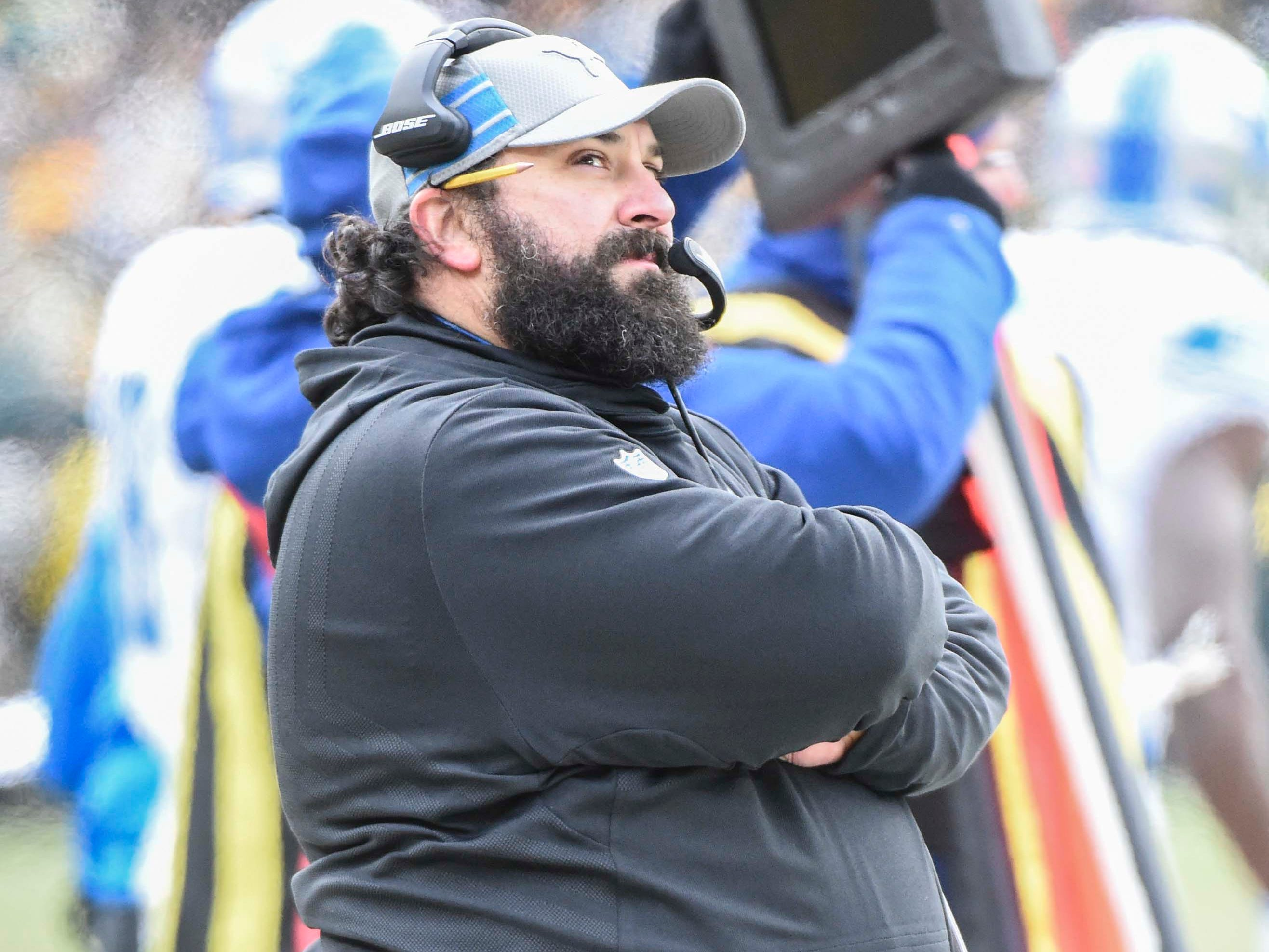 27. Lions (29): Amassing ex-Patriots does not equate to Patriot-level success. Exhibit A: Matt Patricia. Also, Detroit appears deeply buried in NFC North.