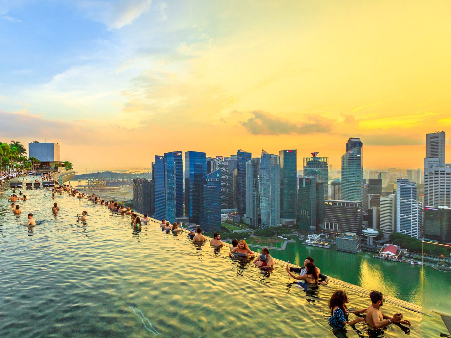 """16. Singapore. Total cost per day: $87.47. Although you'll spend an average of $47.67 per night on hotels in Singapore — the third-most expensive lodging cost on this list — it's still considered one of the cheapest countries to visit. You don't need the budget of 2018's """"Crazy Rich Asians"""" to enjoy a fun tropical vacation in Singapore. However, keep in mind that round-trip flights from JFK cost $879, which is the fourth-most expensive airfare in this ranking."""