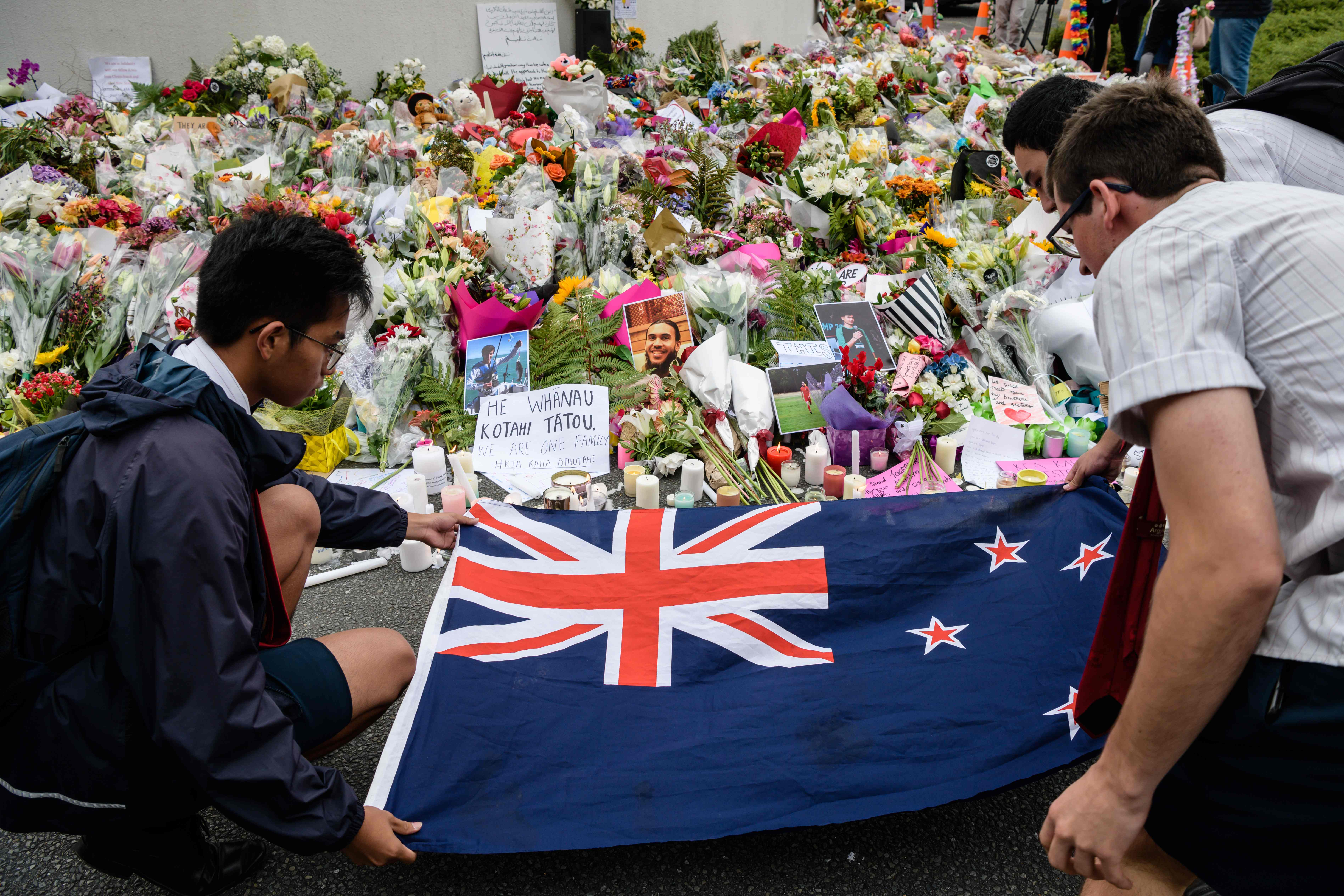 New Zealand bans military-style assault rifles after deadliest attack in nation's history