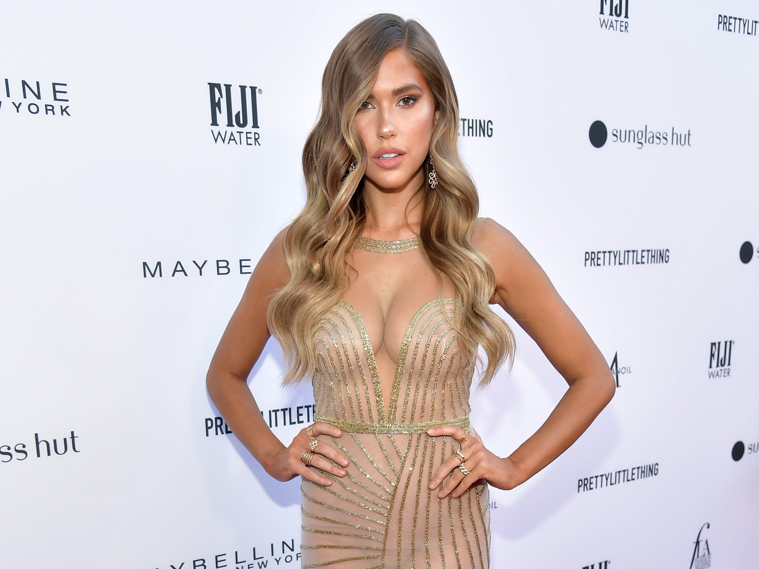 LOS ANGELES, CA - MARCH 17:  Kara Del Toro attends The Daily Front Row Fashion LA Awards 2019 on March 17, 2019 in Los Angeles, California.  (Photo by Neilson Barnard/Getty Images for Daily Front Row) ORG XMIT: 775308010 ORIG FILE ID: 1131289527