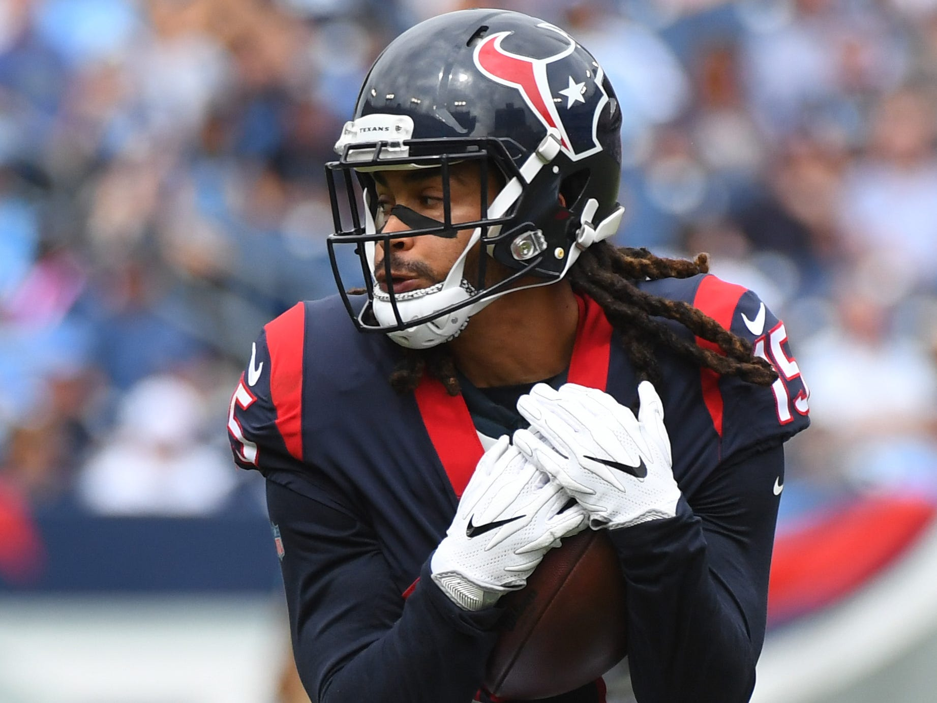 15. Texans (14): WR Will Fuller is on way back. Aside from that, Houston appears noticeably diminished from squad that was steamrolled in wild-card round.