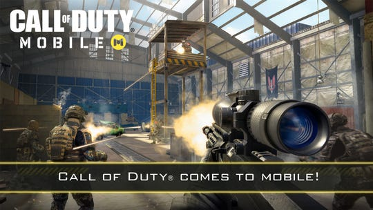 Activision says a new free-to-play mobile version of its popular 'Call of Duty' first-person shooting video game will be out on mobile devices soon.