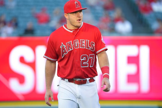 Mike Trout and the Angels are finalizing in principal to 12-year, $430 million contract extension.