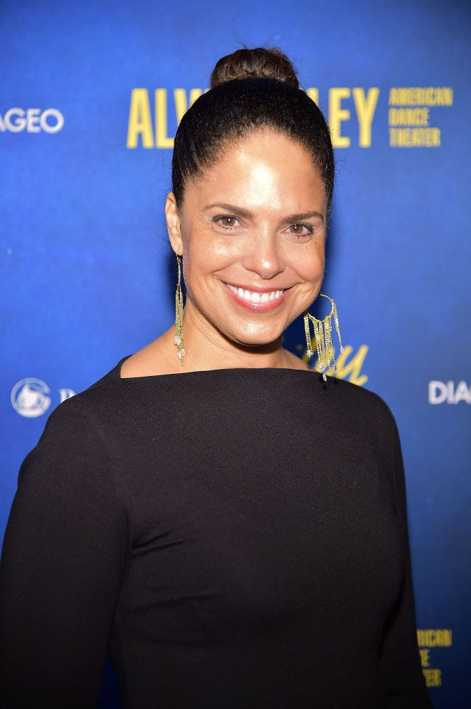 Soledad O'Brien finds opportunity in failure
