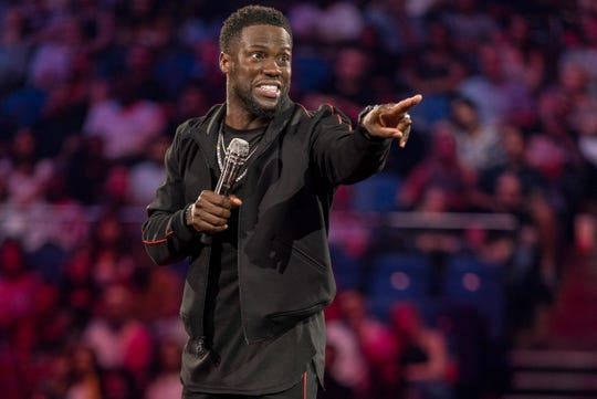 Kevin Hart stars in his first Netflix comedy special, filmed at a sold-out show in Paris.