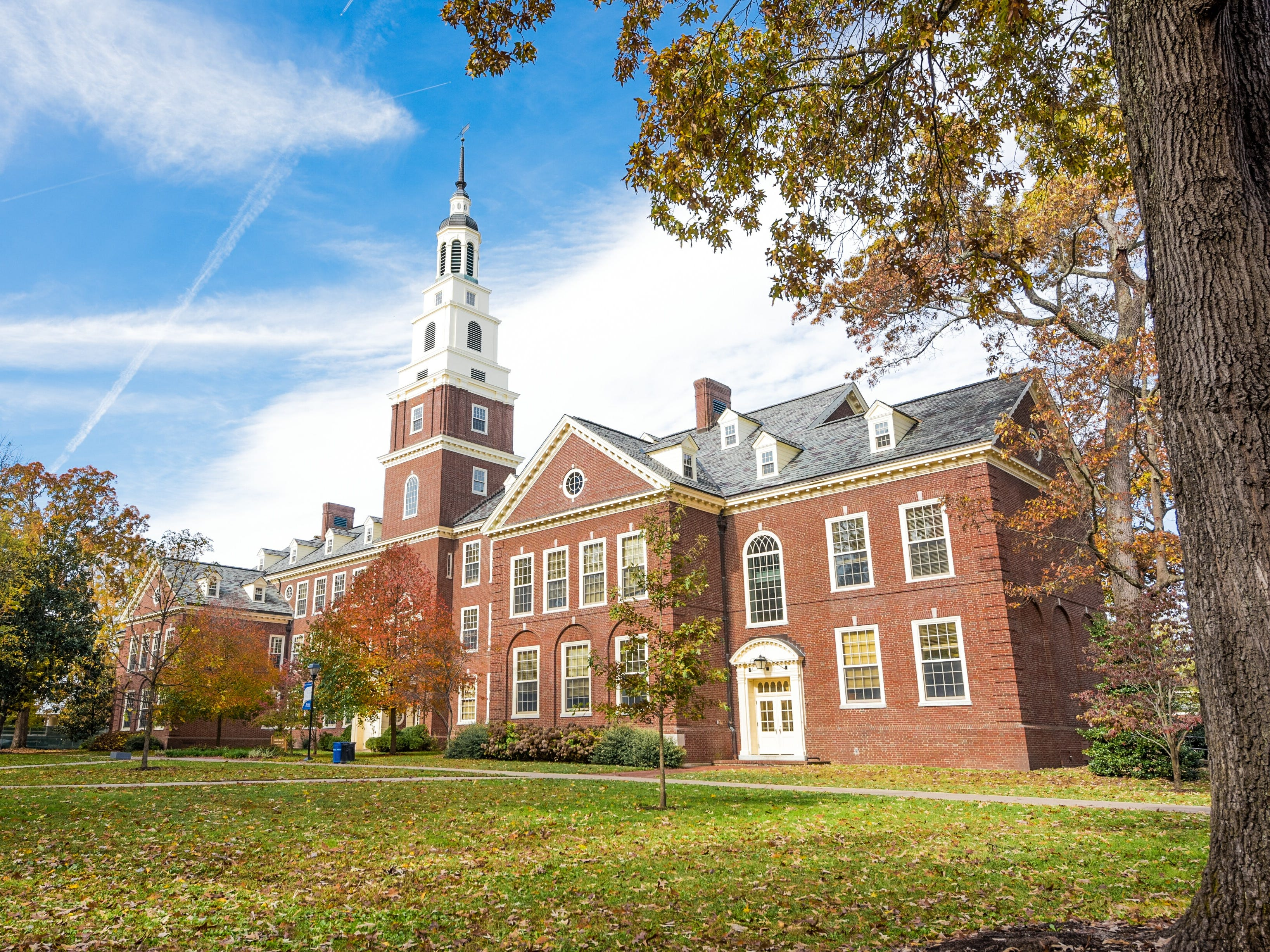 Kentucky: Founded in 1855, Berea College offers a scenic setting for students just outside of Lexington.