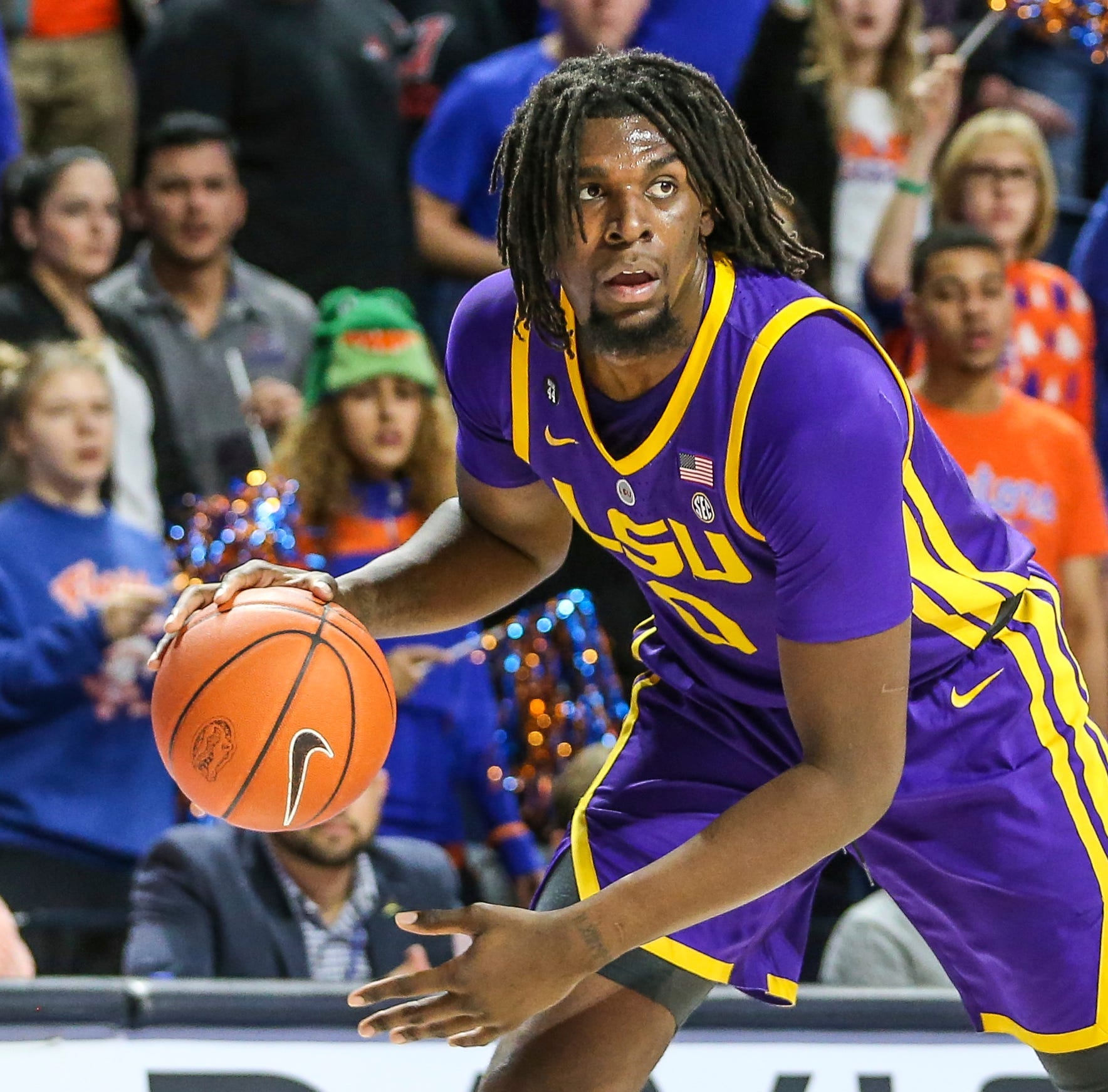 NCAA Tournament: LSU vs. Yale live updates