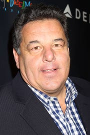 Steve Schirripa at the Garden of Laughs comedy benefit in 2017. He is set to host this year's event.