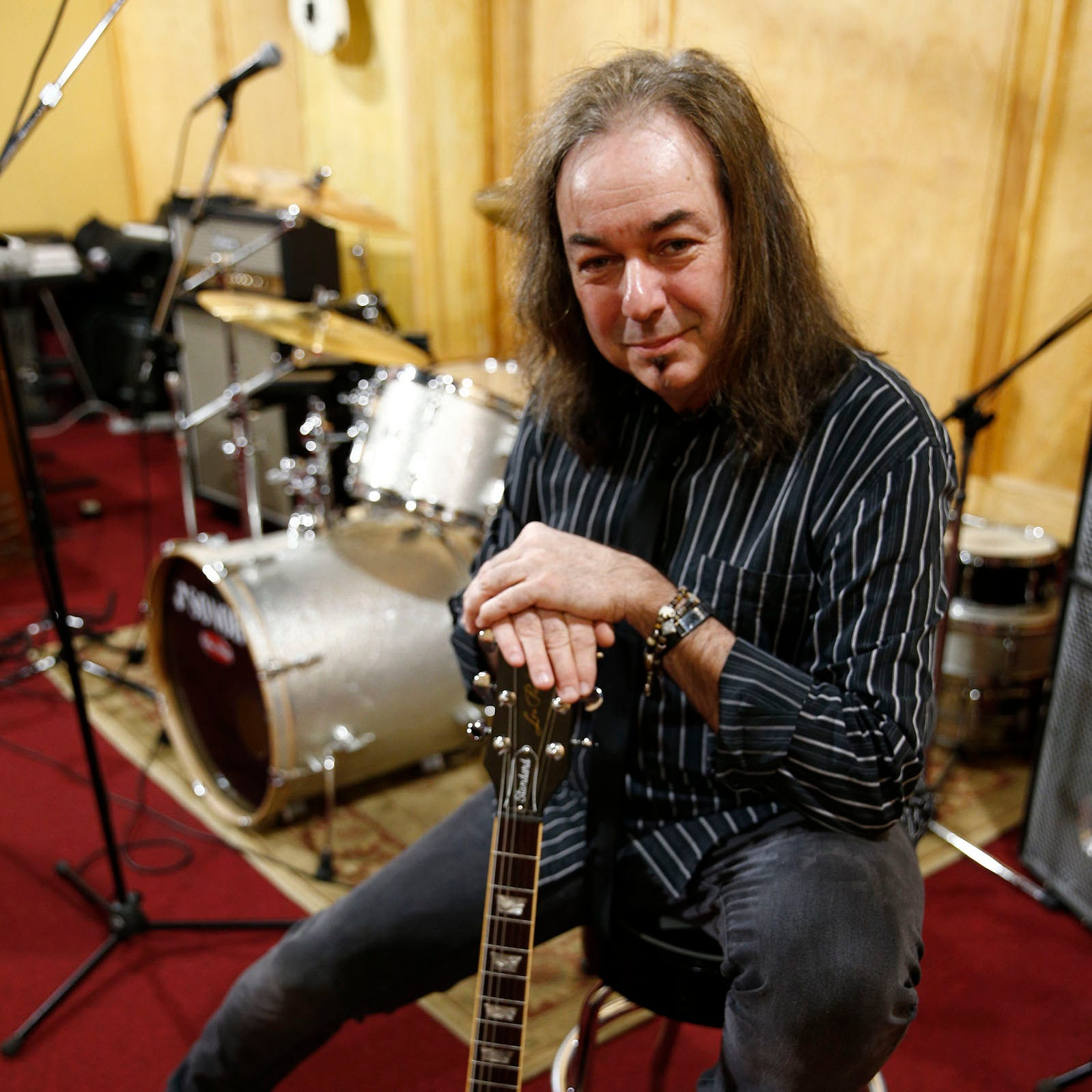 Absolute Music in Hazlet owner skipped Jimmy Page, Robert Plant tour to teach music