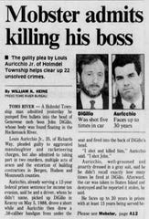 Front page of the Asbury Park Press, March 31, 1994