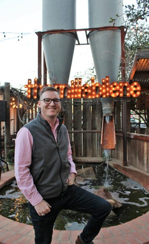 Matthew Broyles is taking his ministry to The Mill, a south Abilene event venue, early in April.