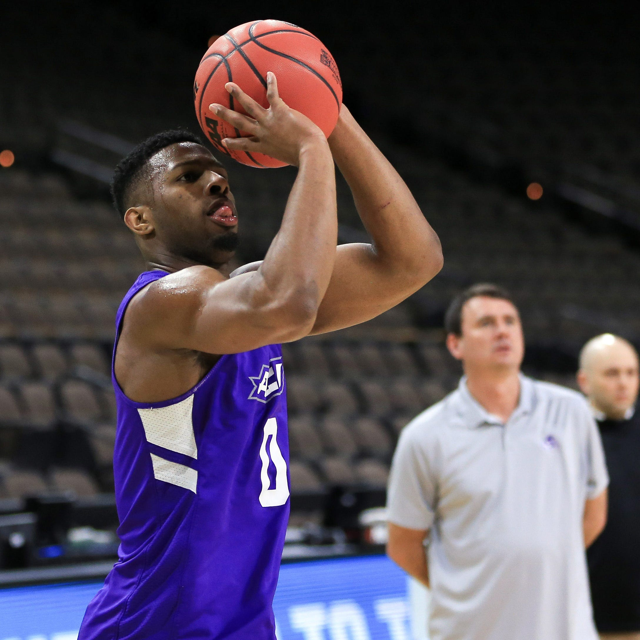 NCAA Tournament: Abilene Christian living the dream by playing Kentucky