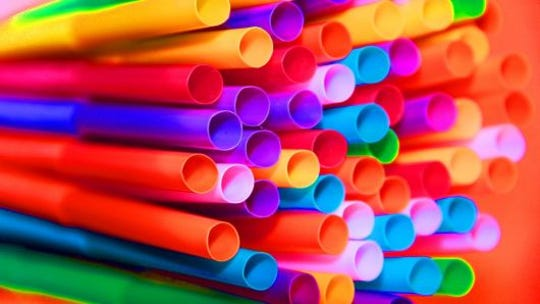 500 million straws are used and discarded every day in the United States.