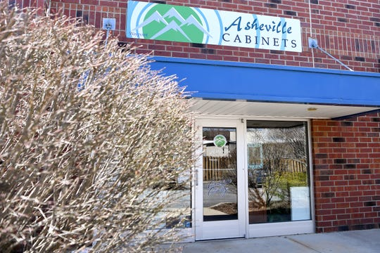 Asheville Cabinets in Arden.