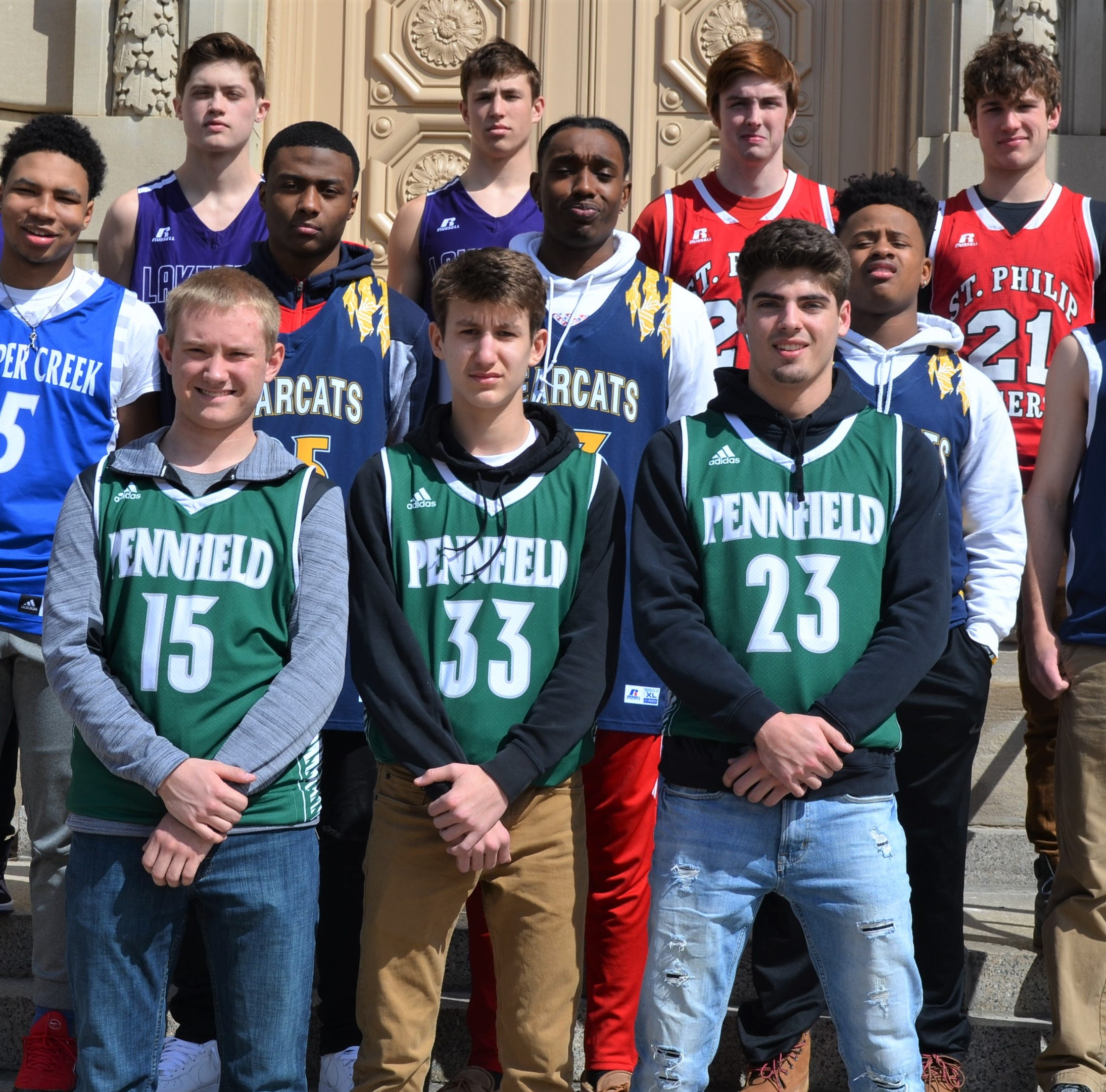 Pennfield's Nate Burns named Enquirer All-City Boys Basketball Coach of the Year