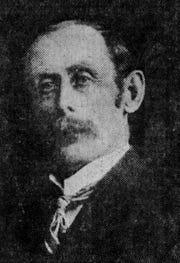 James Quinn, farmer and first president of the Farm Bureau.