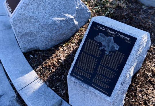 Victims of the 2009 American Civic Association shooting are remembered at the ACA Memorial, located on Front and Clinton Streets in Binghamton.