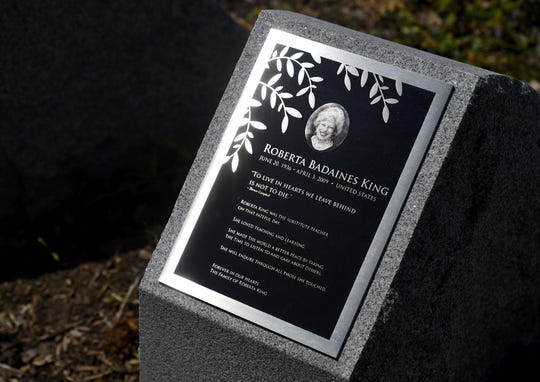 Victims of the 2009 American Civic Association shooting are remembered at the memorial, which is located on Front and Clinton Streets in Binghamton.