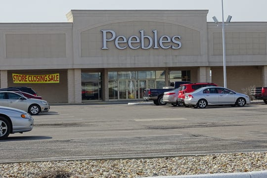 The Bucyrus Peebles store will become a Gordmans this summer.