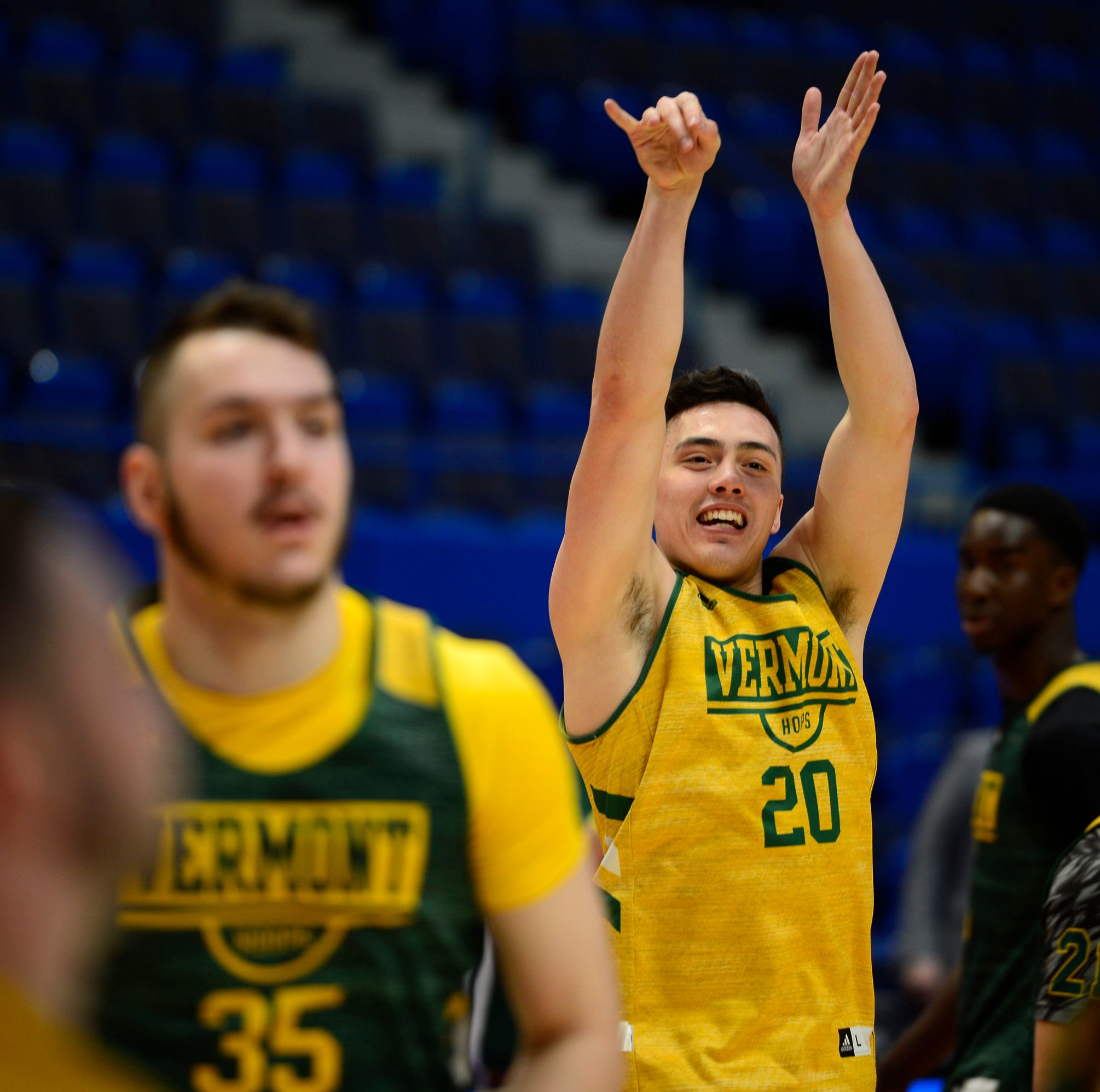 How Ernie Duncan coped with depression, suicidal thoughts to return to UVM basketball