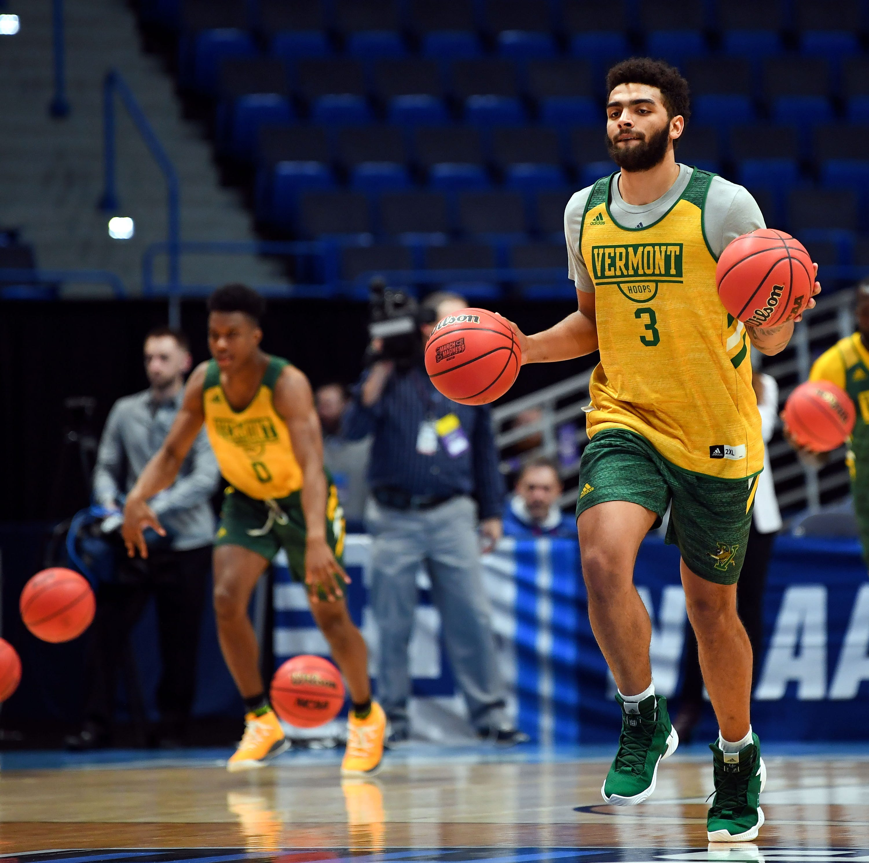 NCAA tournament: UVM star Anthony Lamb, in his own words