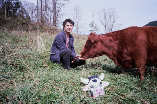 Avey Tare of Animal Collective plays a show Tuesday at The Wilbury.
