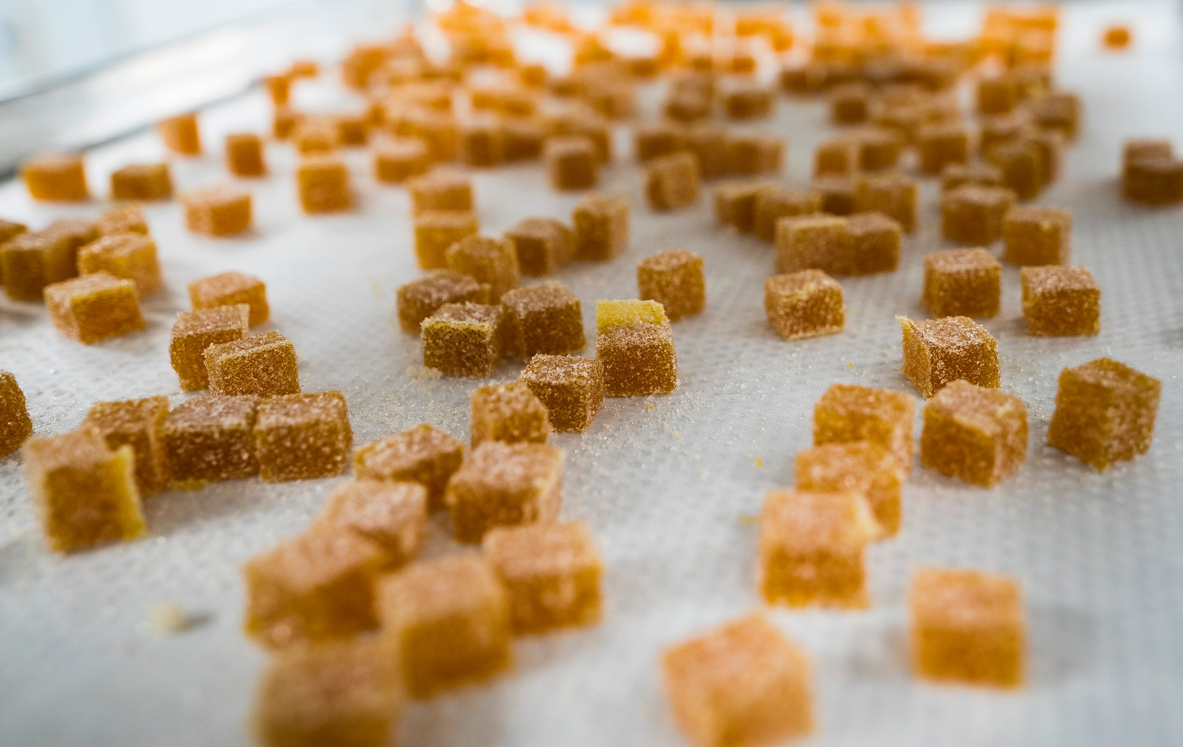 CVD, Inc. in Milton, Vt., produced both THC and CBD edibles for medical use in gummies, baked goods and confections.