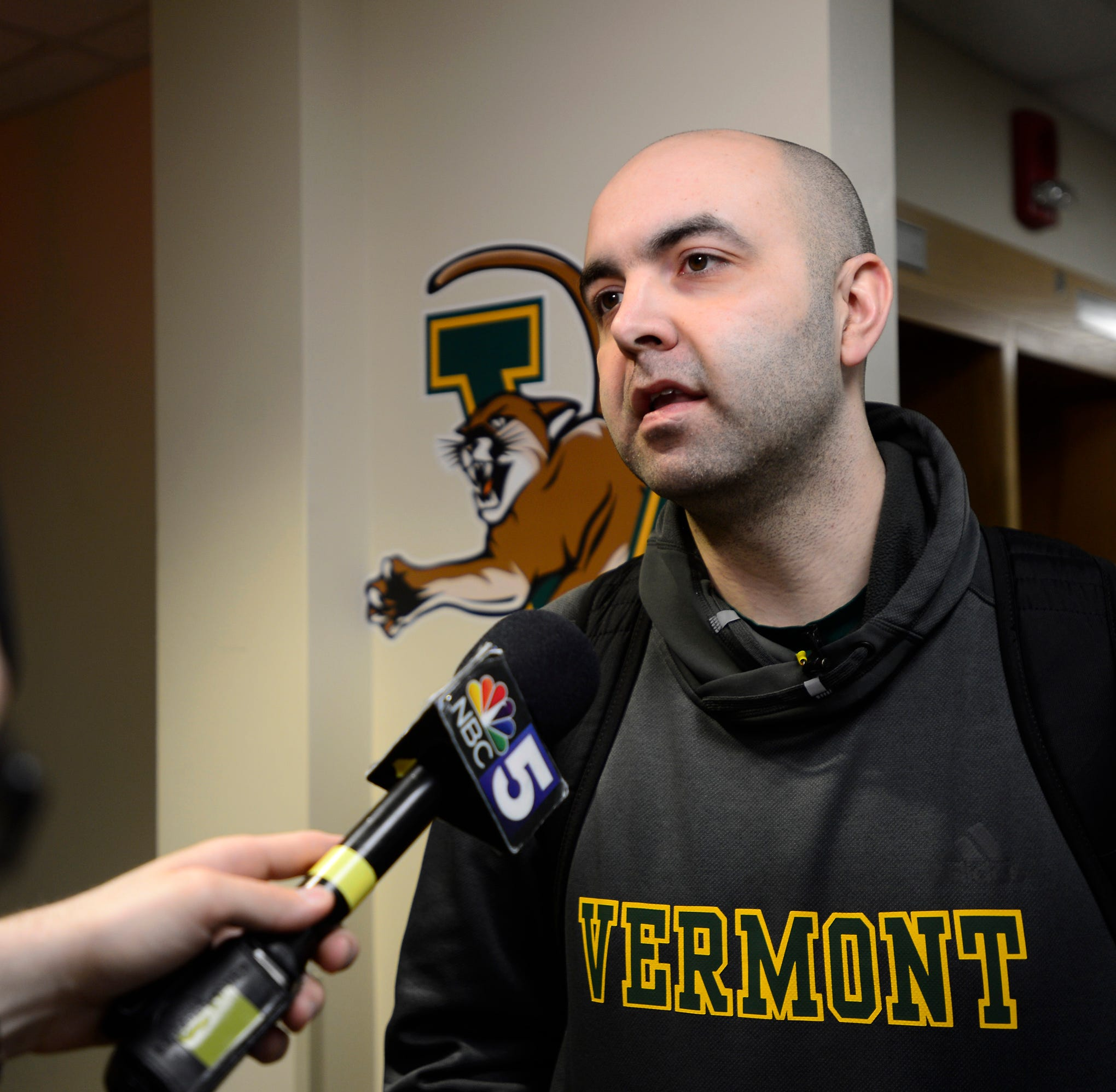 NCAA Tournament: Associate head coach Kyle Cieplicki on the UVM-FSU matchup