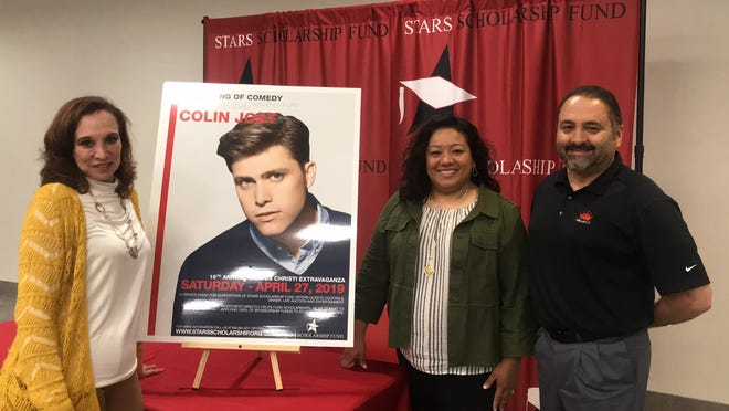 Snl Star Colin Jost To Visit Corpus Christi For Stars Extravaganza