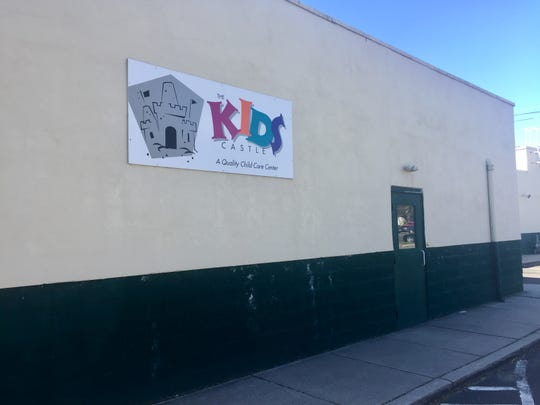 The Kids Castle child-care center closed abruptly before seeking bankruptcy protection earlier this month.
