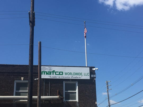 Mafco Worldwide in Camden supplies sweeteners to food, beverage and tobacco producers.