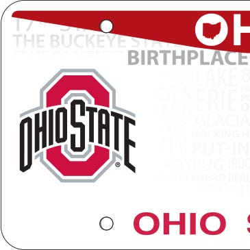 Ohio offers 300+ specialty license plates. Which are the most popular?