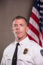 Scott Smith, Ludlow's police chief since July 2015, was appointed by Mayor Josh Boone as interim city administrator, March 15, 2019.