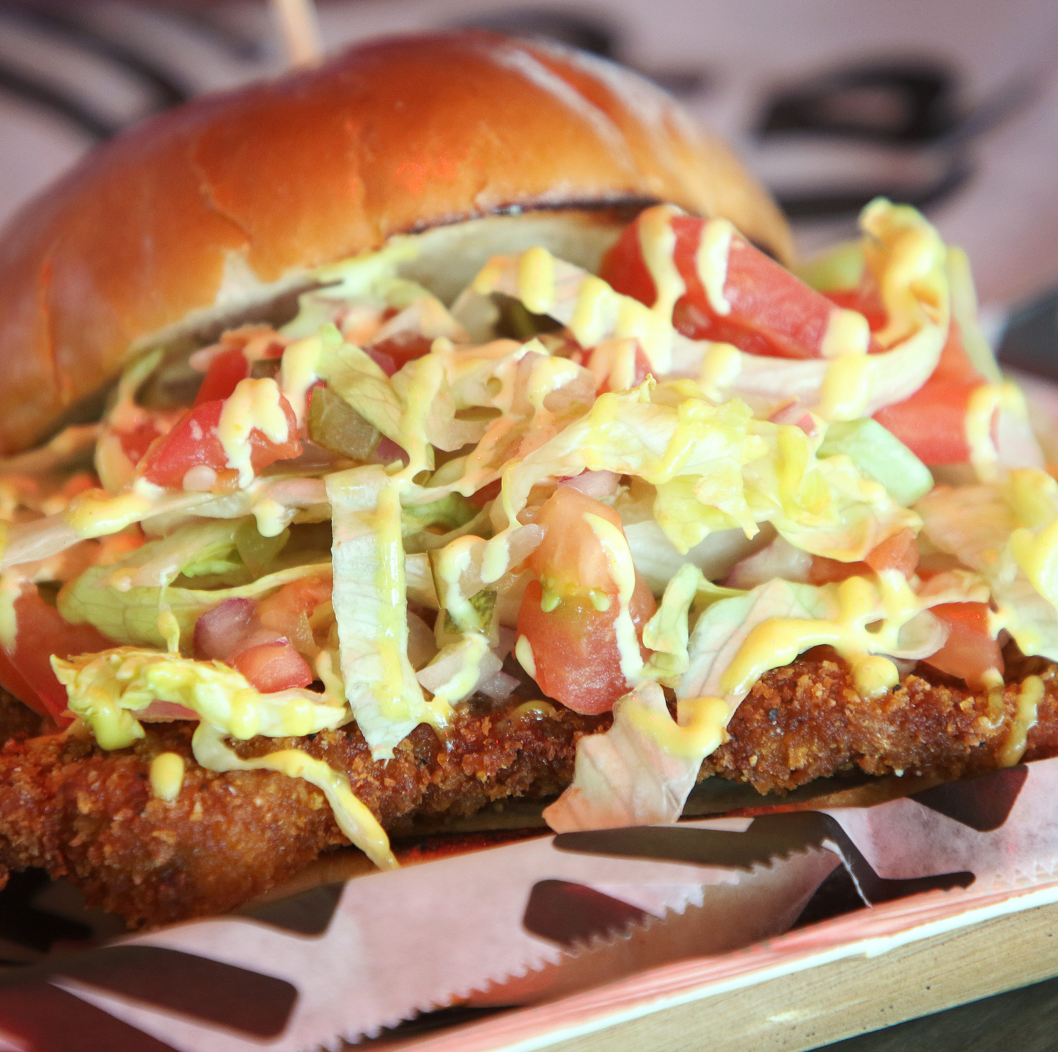 GABP turns up the heat with new menu