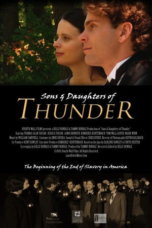 """The film """"Sons & Daughters of Thunder"""" tells the story of how the Lane Seminary debates awakened Harriet Beecher Stowe to the horrors of slavery."""