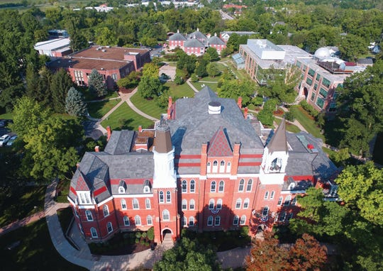 Otterbein University is only minutes from downtown Columbus.
